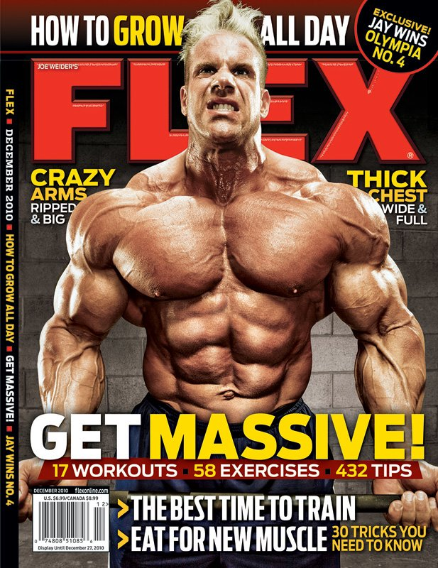 Flex Magazine 10 Tips For Sustained Growth November 1993 081214R2