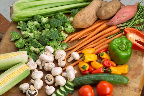 Load Up On Green Vegetables As They Have The Best Nutritional Profile.