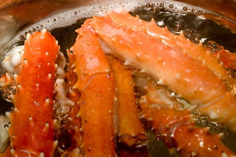 The Great Thing About King Crab Meat Is That It's Not Only Low In Fat, But It Is Very High In Zinc