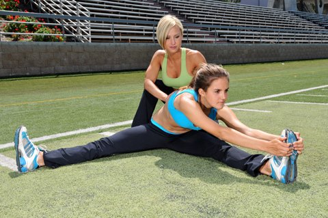 Stretching Makes Sure That You Can Move More Freely And Easily And Helps Elongate The Muscles, Ligaments, And Tendons.