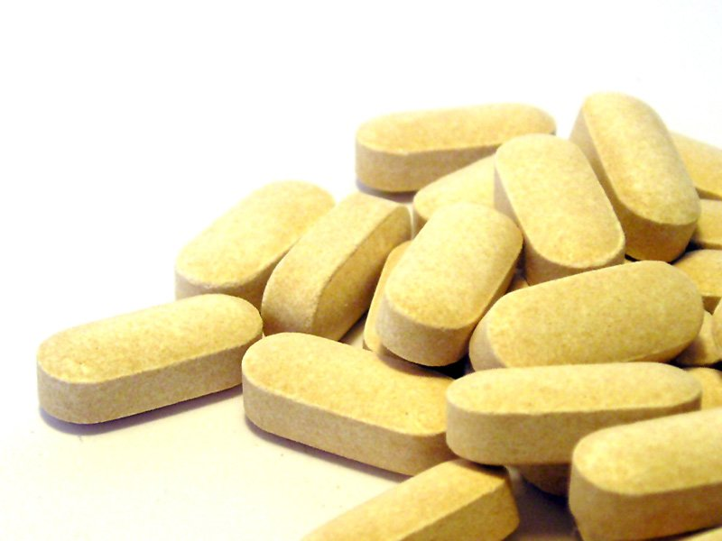 Image of vitamins