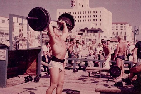 We Were Able To Make Good Gains And Set The Stage For Some Of The Greatest Bodies In The World.
