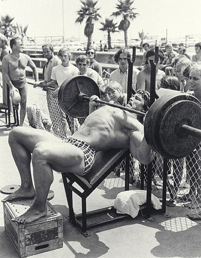 The Golden Era Diet And Supplements From The Glory Days