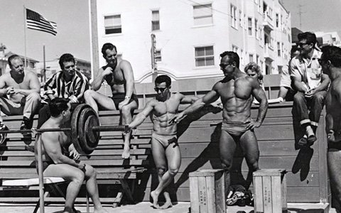 Muscle Beach Is Widely Seen As The Home Of The Fitness Revolution In The United States.