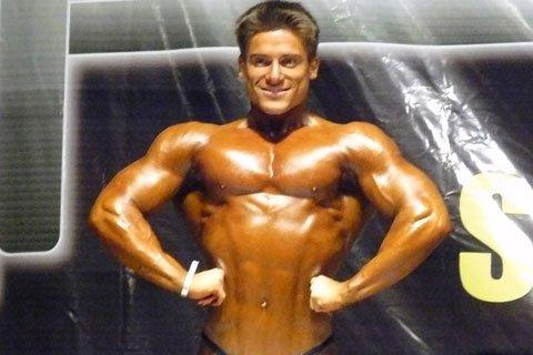Teen Bodybuilder of the Week: González Federico