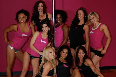 Pole Dancing Is A Unique Form Of Exercise That Most Women Could Benefit From.