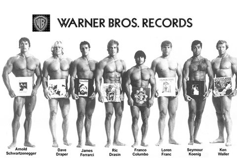 Who Knew That Would Turn Out To Be The Golden Era Of Bodybuilding?