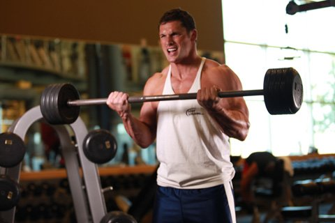 Best Results For Multi-Poundage Work Come On The Compound, Or Large Muscle Group Exercises