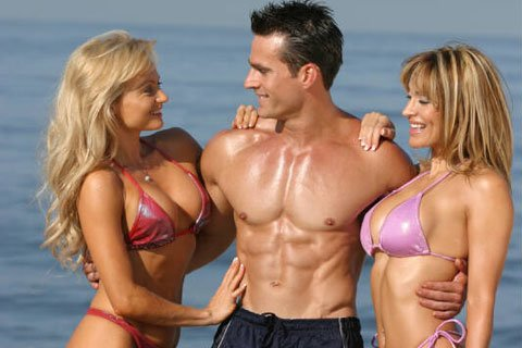 Most Men And Women Are Attracted To Lean And Fit Bodies.