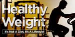 Healthy Weight: It's Not A Diet, It's A Lifestyle!