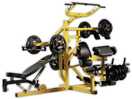 Bodybuilding Home Gym Equipment