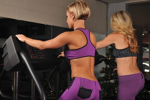 Remember, The Goal Of Cardiovascular Training Is To Reach Your Target Heart Rate For At Least 30 Minutes