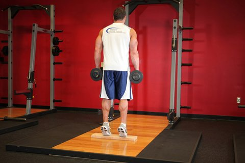 You Need To Hit Your Calves Once Or Twice A Week With Six To Eight Very Intense Sets.