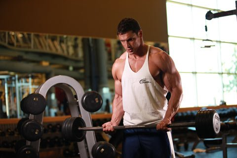 There Are Many Variations, But All Biceps Exercises Come Down To One Thing, Curling The Arm.