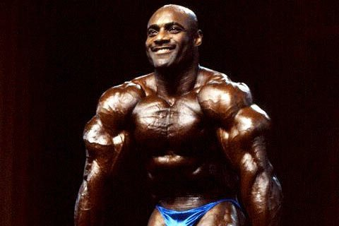 Bodybuilders Like Ernie Taylor Developed Their Triceps To The Point That They Were Known For Them.