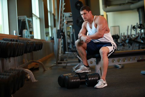 Often Beginner And Intermediate Lifters Take Too Long Of Rest Periods.