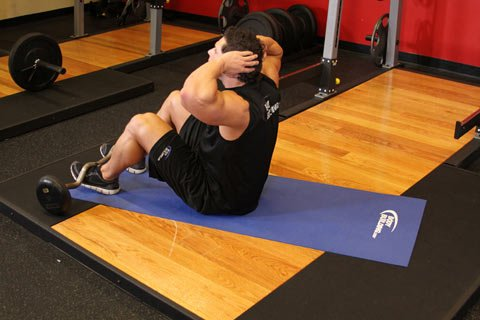 Exercises Like Sit-Ups Can Cause You To Have A Thicker Waist Than You'd Like.