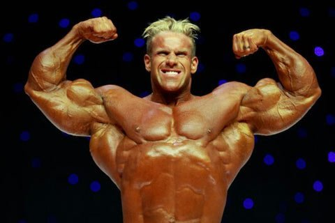 When Flexing Your Arms In Biceps Poses The Forearms Complete The Picture.