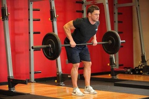 Doubling Up Your Sets Can Be Very Extensive If Your Weak Point Is Your Back.