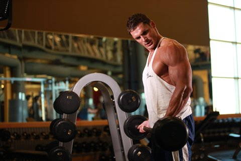 In This Level Cuts And Vascularity Will Improve Without Extreme Changes To Your Body-Fat.