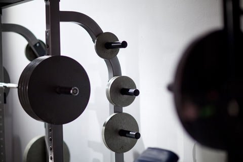 You Don't Have To Move Every Plate On The Rack, But Some Effort Is Recquired.