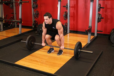 Keep A Straight Back In All Exercises, Especially Ones That Leave You In A Bent-Over Position.