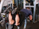 Training The Hamstrings And Calves!
