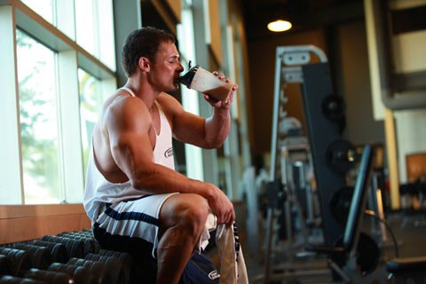 A Post-Workout Drink Is Optimal For Providing Protein And Carbohydrates.