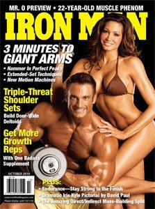Iron Man October 2010