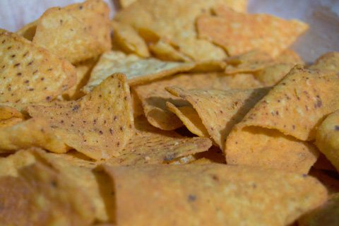 Be Wary Of The Chips Placed On Your Table Before Your Food Is Served.