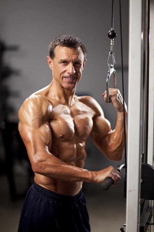Move over stallone ajazs got your number training under the clean eating is what its all about thecheapjerseys Images