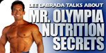 Lee Labrada Talks About Mr. Olympia Nutrition Secrets!