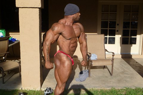 Marcus Haley 4 Weeks Out From The O