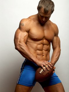 It's Hard To Keep Your Abs Detailed All Year And I Don't Like To Show Them Unless They Are