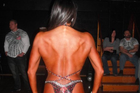 I Plan On Building The Muscle I Currently Have And Competing In The October Show This Fall To Qualify For Nationals.