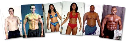 Transform Yourself In 12 Weeks!