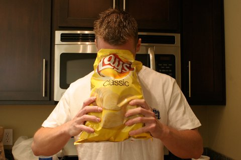 Before You Start Feasting On Chips Remember Your Body Can Only Store 400 Grams Of Glycogen At A Time.