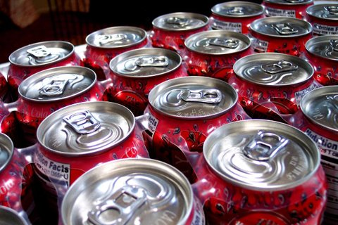 For Sedentary People Cutting Things Like Soda From Their Diet Can Result In Weight Loss.