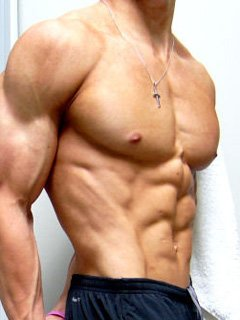 Author, Connor LaVallie Knows A Thing Or Two About Getting Ripped