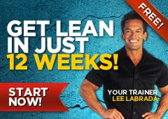 GET LEAN with the Lee Labrada Trainer!