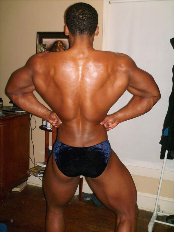 Amateur Bodybuilder of the Week: Malcolm Sirmons