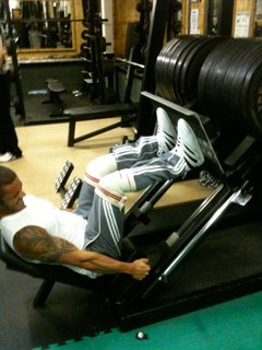 I Have Seen Huge Improvements From High Volume Leg Training Of 100 Reps On Squats And Leg Press