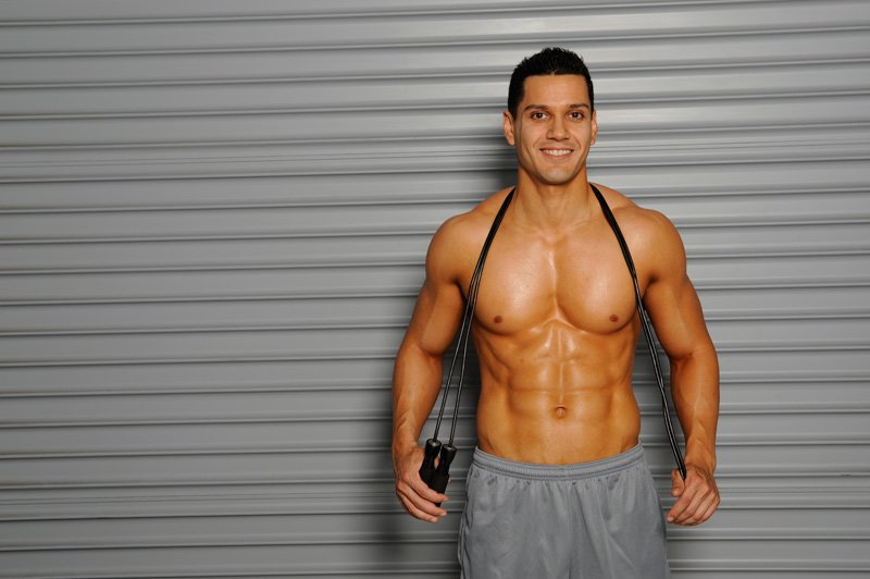 how to get a lean cut body