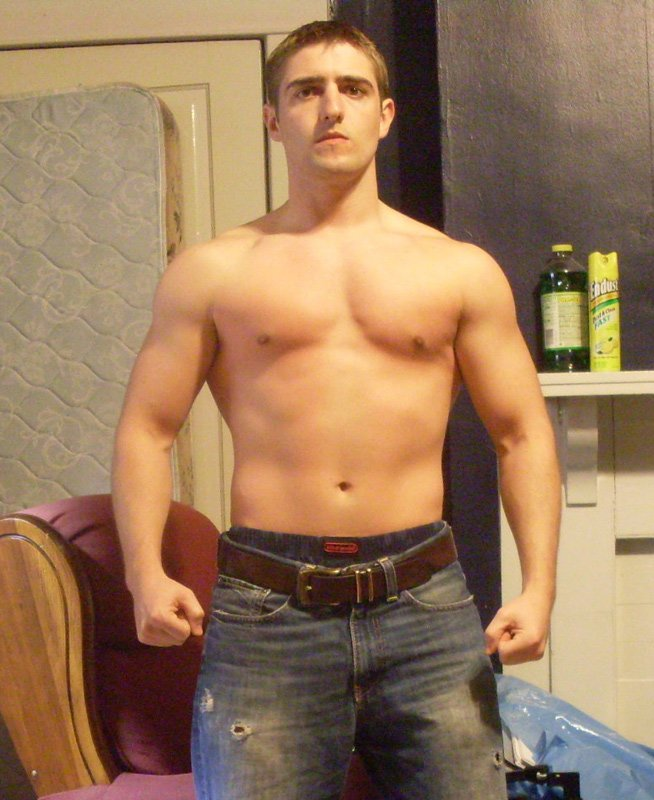 Body Fat Ripped Abs 29