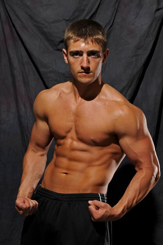Body Fat Ripped Abs 68