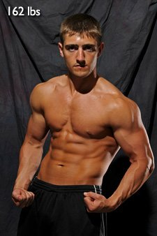 john miller demolished 12 percent body fat to get ripped