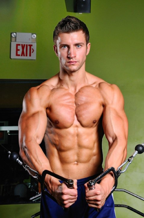 Kamil Added 10 Pounds Of Muscle And Cut His Body Fat To Sculpt The ...