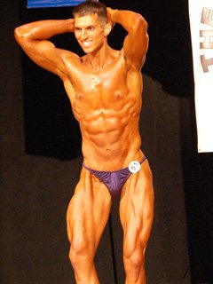Once I Finally Began Cleaning Up My Diet And Exercising I Knew I Wanted To Go For The Ultimate Goal - A Bodybuilding Show