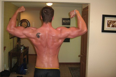 I Got Extremely Serious With My Diet And Started A Bulking Period To Put On Size And Strength