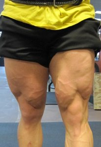 Marc Lobliner On Leg Day Workout.